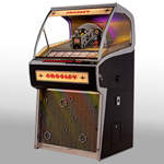 CROSLEY<sup>®</sup> Vinyl Rocket Jukebox
